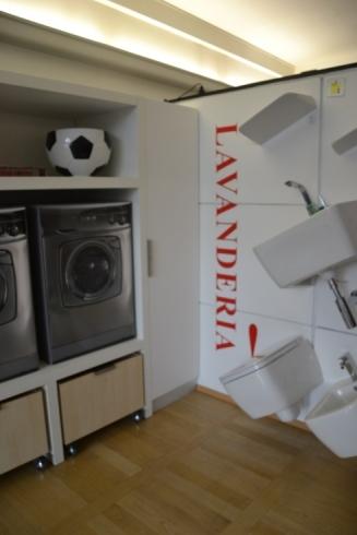 Arredo lavanderia su misura monza e brianza como - Arredo bagno viale monza milano ...
