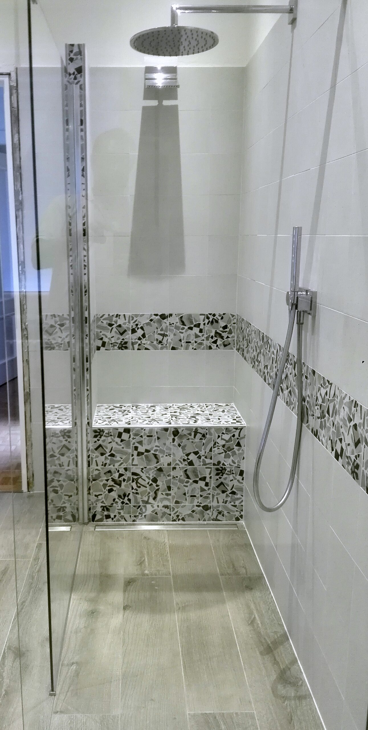 box doccia su misura seduta doccia MONZA E BRIANZA LECCO